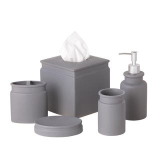 Grey Bathroom Accessories Find Great Bath Towels Deals Ping At