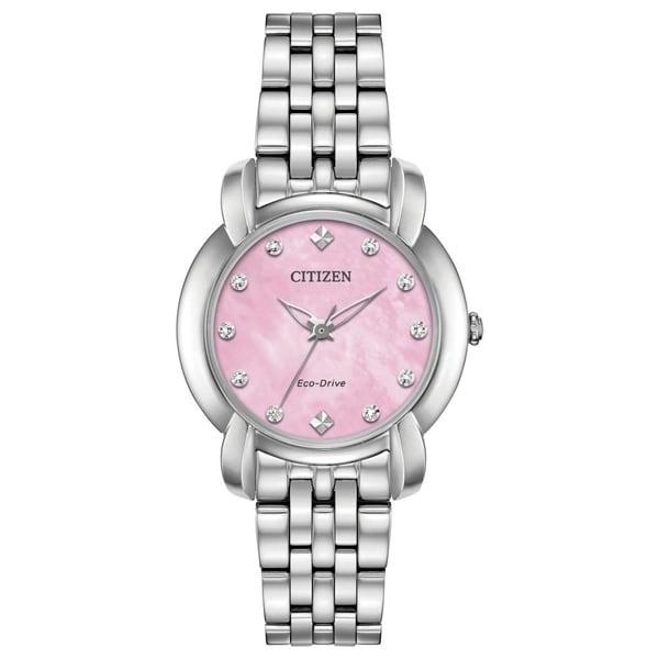 Citizen Ladies Eco-Drive Jolie Diamond Watch