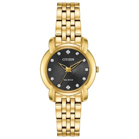 Citizen Ladies EM0712-59E Eco-Drive Jolie Diamond Watch