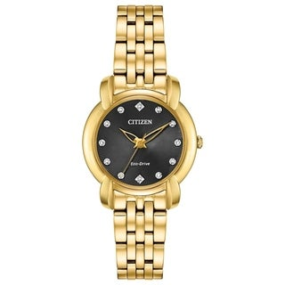 Citizen Ladies EM0712-59E Eco-Drive Jolie Diamond Watch