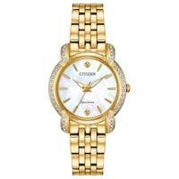 Citizen Ladies  Eco-Drive Jolie Diamond Watch