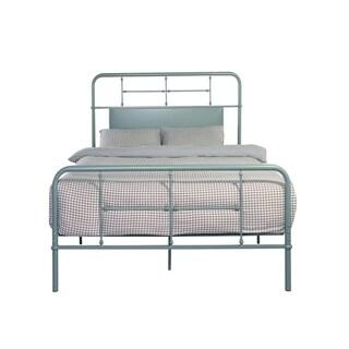 Emerald Home Fairfield butterscotch metal bed B202-09HBFBRBRN