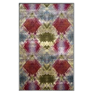 Superior Designer Amarsi Printed Area Rug Non-Slip - 8' x 10'