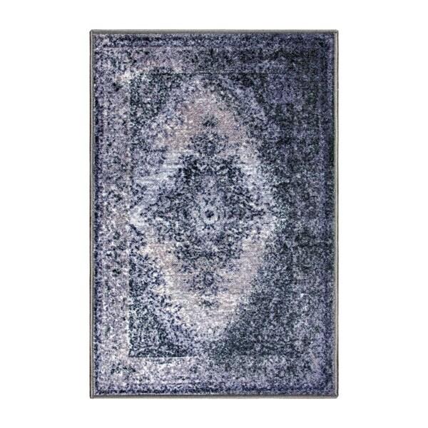Miranda Haus Designer Eldwin Printed Area Rug 2' x 3' Non-Slip - 2' x 3'