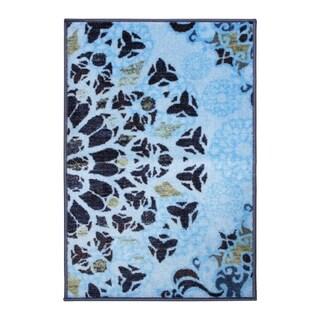 Superior Designer Thalia Printed Area Rug Non-Slip - 2' x 3'
