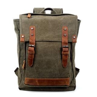 fad4f874b890 Canvas Backpacks