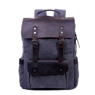 TSD Brand Valley Hill Backpack