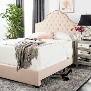 Safavieh Bedding Beckham Full size bed - Beige
