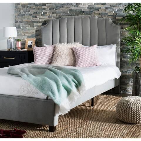 Safavieh Bedding Streep Queen size bed - Grey