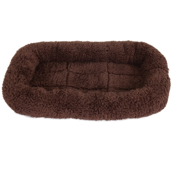 Petmate Plush Bolster Kennel Mat. Opens flyout.