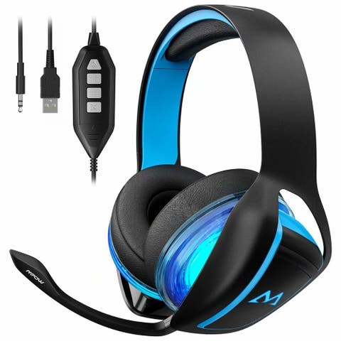 Mpow EG1 Gaming Headset Powerful Driver Headphones with Microphone