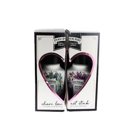 Poo-Pourri Share Love Not Stink Gift Set
