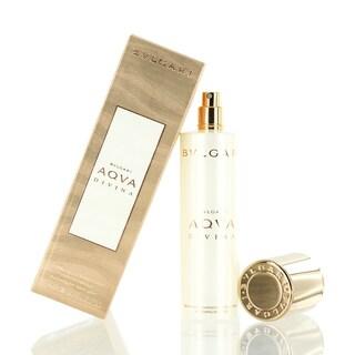 Bvlgari Aqva Divina Women's 3.4-ounce Body Mist