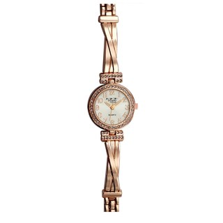 M Milano Expressions Bracelet Watch-45491 (Option: Pink - Pink - Pink)
