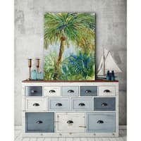 Vintage Palm - Premium Gallery Wrapped Canvas