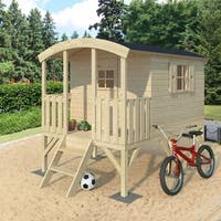 Playhouse Hagan 64 Sq.ft