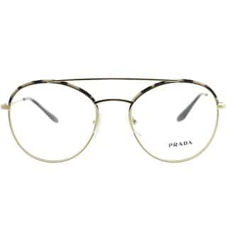 f26ca779f98 Round Prada Eyeglasses