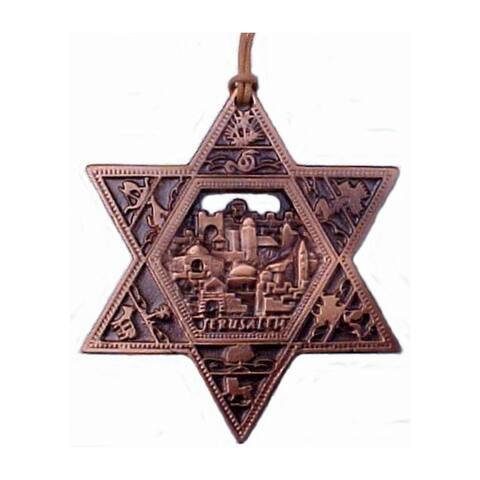 Bethlehem Star Of David Jerusalem View