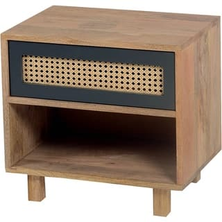 Buy Natural Finish Nightstands Amp Bedside Tables Online At
