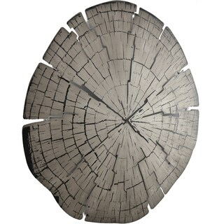 Aurelle Home Industrial Large Metal Ancient Tree Wall Decor