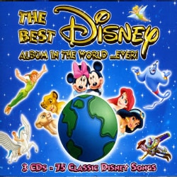 Various - Best Disney Album In The World Ever!