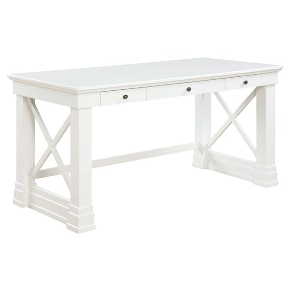 shop the gray barn grassway transitional antique white