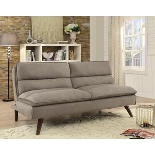 Twill Futon Sofa Bed