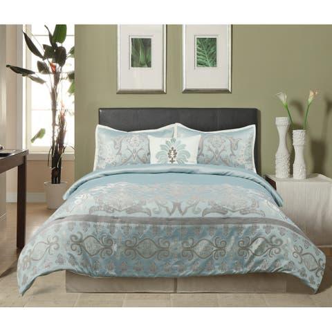 Victoria 5 Piece Comforter Set