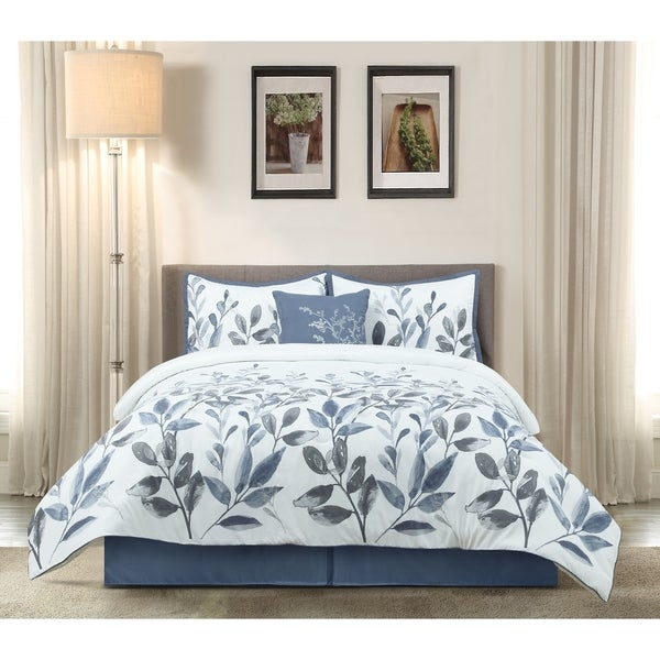 Krista 5 Piece Comforter Set