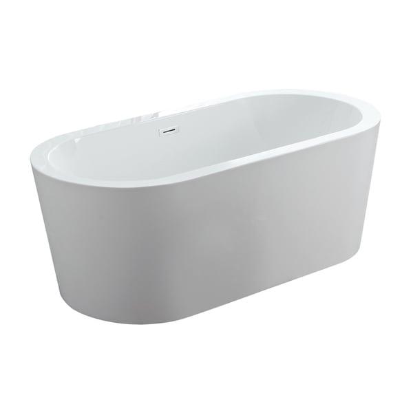 Dionysus 60 X 30 Freestanding Acrylic Bathtub