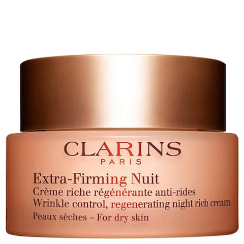 Clarins Extra-firming Night Cream For Dry Skin 1.6oz / 50ml