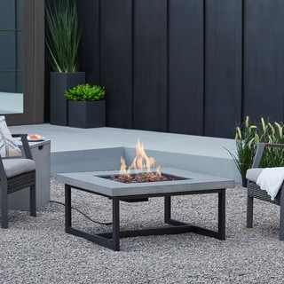 Brenner LP/NG Fire Table by Real Flame