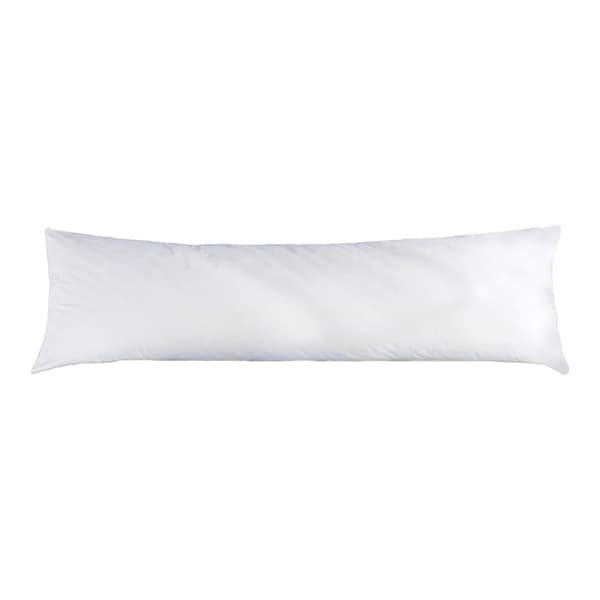 St James Home Natural Fill Body Pillow