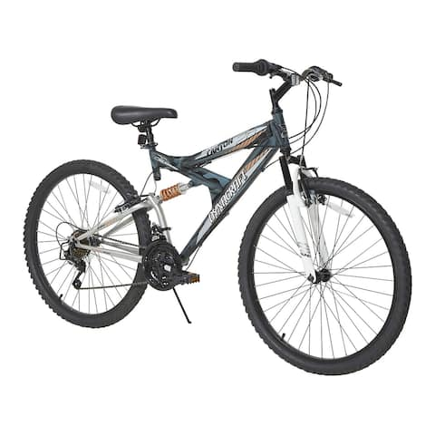 """26"""" Dynacraft Silver Canyon Bike"""