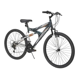"26"" Dynacraft Silver Canyon Bike"