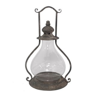 Three Hands Metal Lantern