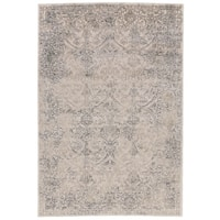 "Grand Bazaar Alexander Light Gray Area Rug - 1'8"" x 2'10"""