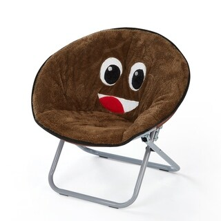 Emoji Saucer Chair