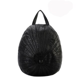 Diophy PU Leather Lollipop Style Backpack