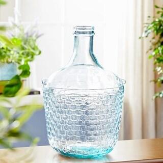 The Gray Barn Jartop Wide Glass Bottle Vase