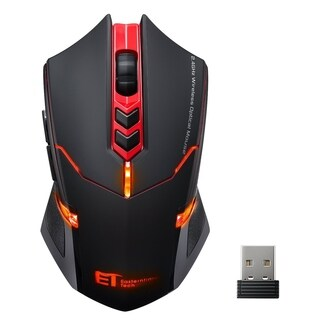 VicTsing Mini 2.4G Wireless Gaming Mouse for gamer Adjustable DPI