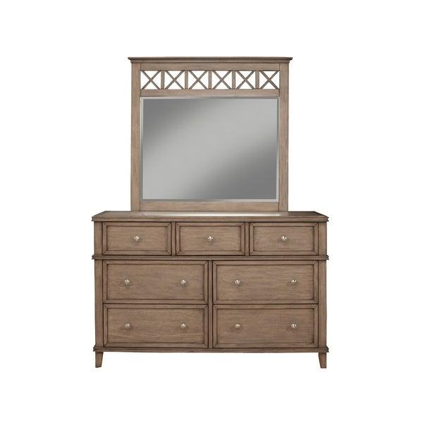 Alpine Furniture Potter 7 Drawer Dresser. Opens flyout.