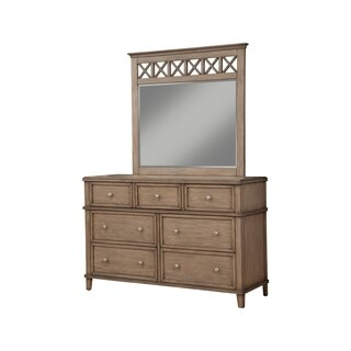 Alpine Furniture Potter Bedroom Mirror
