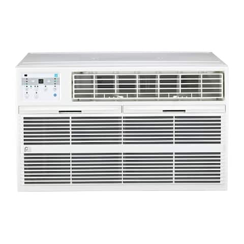 AF Lighting Perfect Aire 4PATW10000 Energy Star Rated 115V 10,000 BTU Through the Wall Air Conditioner with Follow Me Remote