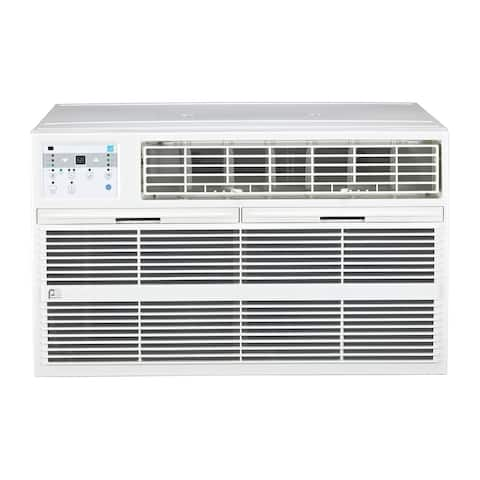AF Lighting Perfect Aire 4PATW8000 Energy Star Rated 115V 8,000 BTU Through the Wall Air Conditioner with Follow Me Remote