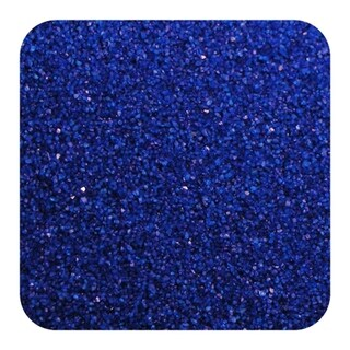 Sandtastik Floral Colored Sand 25 lb (11.34 kg) Box - Baja Blue