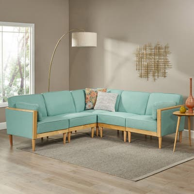 Wood Sectional Sofas Clearance