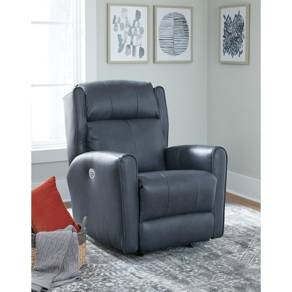 Shop Southern Motion Royal Power Headrest Rocker Recliner
