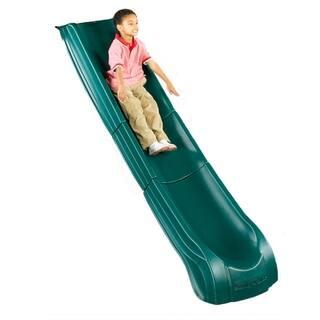 """Swing-N-Slide 3-Piece Super Summit Slide - Green - 102.5"""" L x 21"""" W x 8"""" H"""