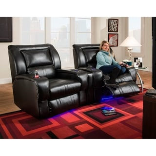 Southern Motion Roxie Power Wall Hugger Recliner with Cupholders